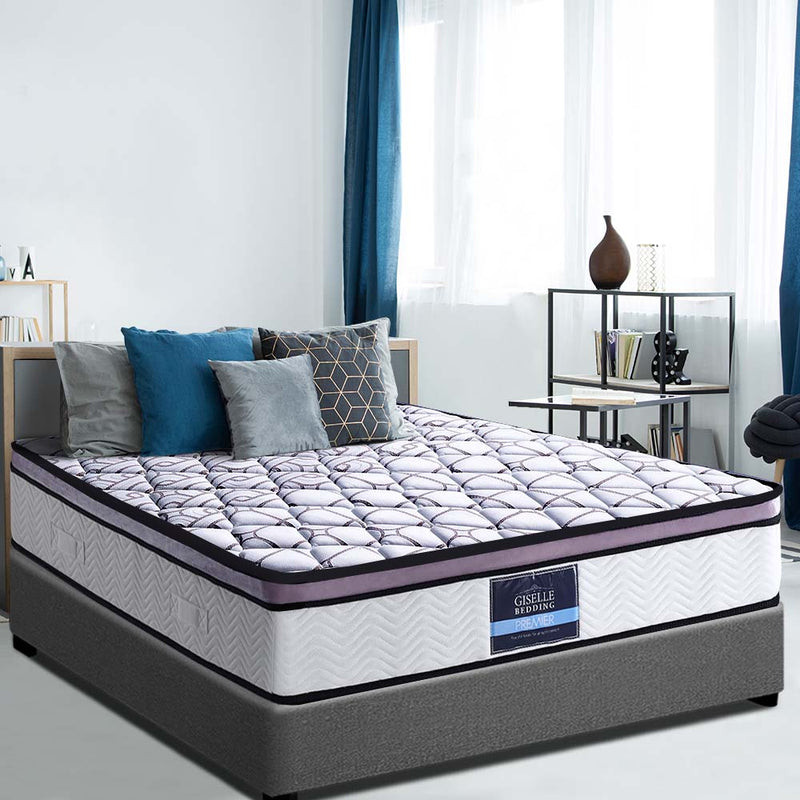 Giselle Bedding Double Size Cool Gel Foam Mattress - Sale Now