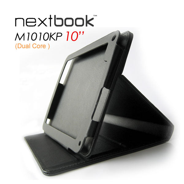 Stand Case for Nextbook Tablets M1010KP (Dual Core) - Black