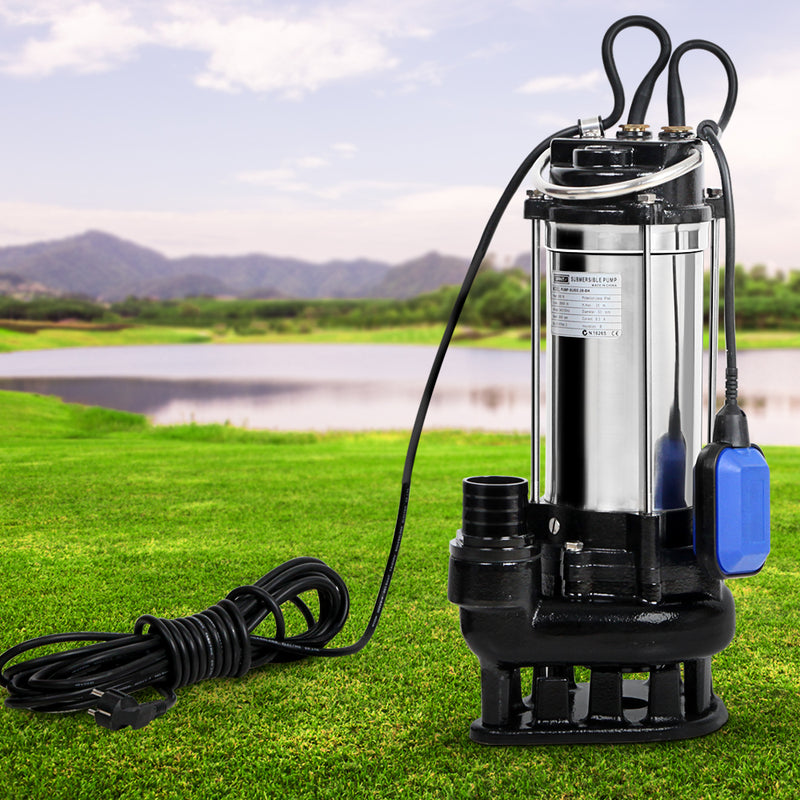 2.7HP Submersible Dirty Water Pump - Sale Now