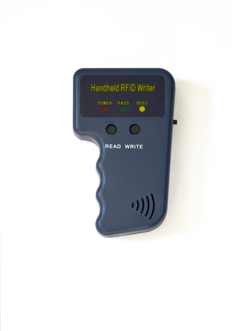 Portable Handheld Card Writer/Copier Duplicator for All 125KHz RFID Cards - Sale Now