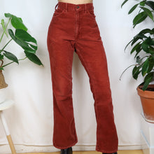 Load image into Gallery viewer, Hazelnut Pie Cord Jeans 33W