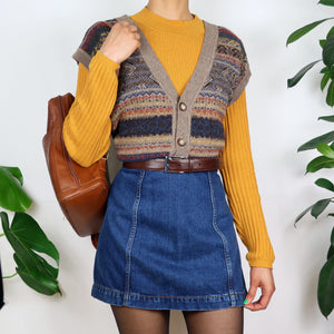 Hazelnut Sweater Vest