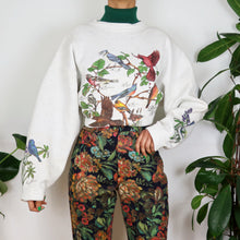 Load image into Gallery viewer, Perching Birds Sweatshirt