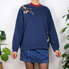 Load image into Gallery viewer, Squirrel Embroidered Sweatshirt