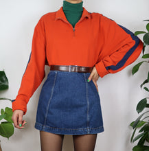 Load image into Gallery viewer, Clementine Striped Arm Sweater