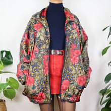 Load image into Gallery viewer, Forest Floral Shell Jacket