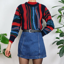 Load image into Gallery viewer, Stripey Coogi Style Jumper