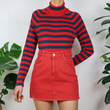 Load image into Gallery viewer, Tommy Hilfiger Striped Turtleneck