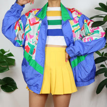 Load image into Gallery viewer, Big Kid Printed Shell Jacket