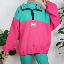 Load image into Gallery viewer, Cotton Candy Colour Block Fleece
