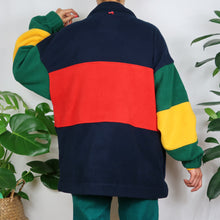 Load image into Gallery viewer, Rainbow Colour Block Fleece
