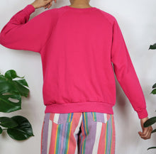 Load image into Gallery viewer, Raspberry Pink Sweatshirt