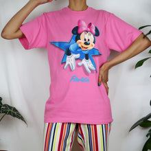 Load image into Gallery viewer, Minnie & Mickey Mouse Pink Florida T-shirt