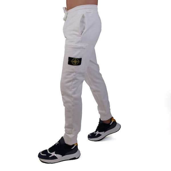Stone Island - Jogging broek - MO741564551 - Wit