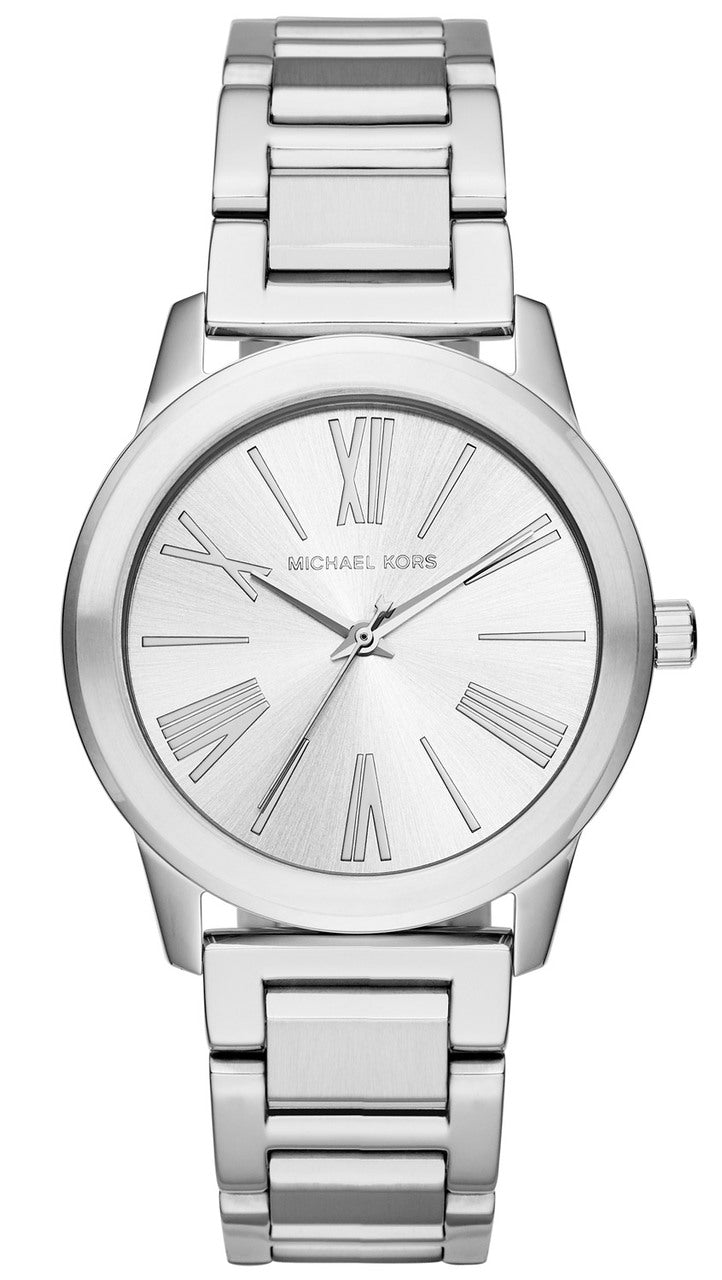 Michael Kors Women's MK3489 Hartman Stainless Steel Watch