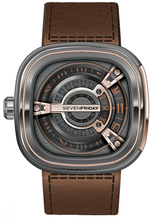 Load image into Gallery viewer, SevenFriday Automatic Black Dial Watch M-2/02