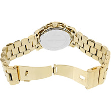 Load image into Gallery viewer, Michael Kors MK5826 Women's Gold-Tone Glitz Runway Midsized Watch