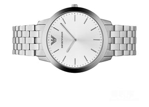 Emporio Armani Men's AR1745 Retro Stainless Steel Watch