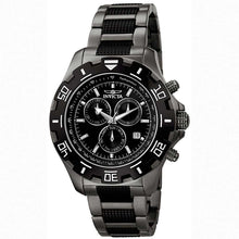 Load image into Gallery viewer, Invicta Men's 6412 Python Collection Chronograph Gun Metal Stainless Steel Watch