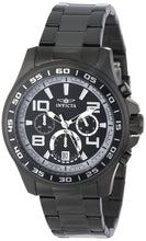 Load image into Gallery viewer, Invicta Men's 14395 Specialty Chronograph Black and Grey Dial Black Ion Plated Stainless Steel Watch