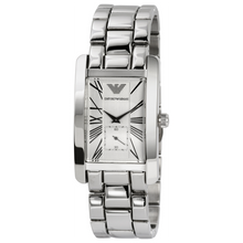 Load image into Gallery viewer, Emporio Armani Men's AR0145 Classic Stainless Steel Roman Numeral Dial Watch