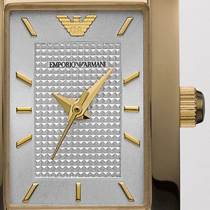 Emporio Armani Women's AR0360 Classic Gold Watch