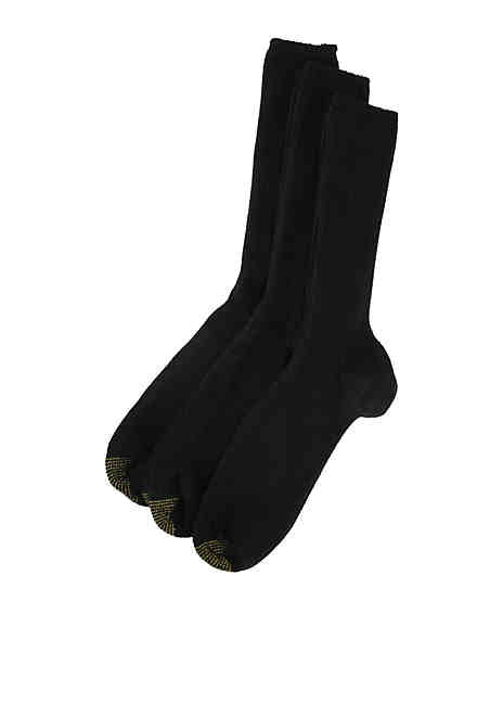 Big & Tall Cotton Fluffy Casual Socks