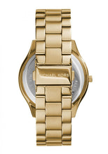 Load image into Gallery viewer, Michael Kors MK3179 All Gold Watch Woman's Watch