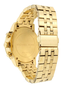 Michael Kors MK5676 Ritz Gold-Tone Ladies' Chronograph Watch