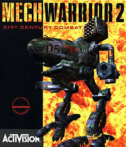MechWarrior 2: 31st Century Combat  (PC)