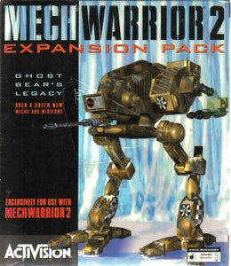 Mech Warrior 2: Expansions Pack  (PC)
