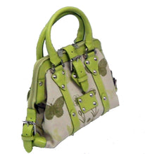 Load image into Gallery viewer, Rina Rich: Compass Satchel Handbag