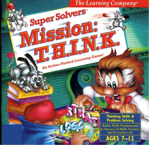 Super Solvers - Mission T.H.I.N.K (PC/Mac)