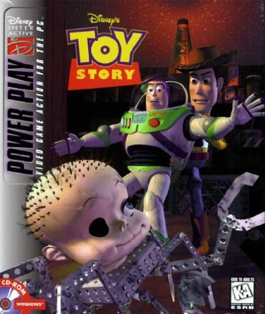 Toy Story Power Play (PC)