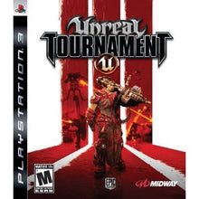 Load image into Gallery viewer, Unreal Tournament III (PS3)