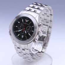Load image into Gallery viewer, Emporio Armani Men's AR0546 Stainless Steel Chronograph Watch