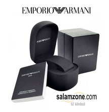 Load image into Gallery viewer, Emporio Armani Women's AR1773 Gianni T-Bar Classic Watch