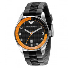 Load image into Gallery viewer, Emporio Armani Men's Quartz Watch AR5876 with Rubber Strap