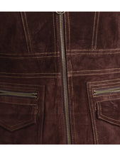 Load image into Gallery viewer, 1970S SUEDE JACKET