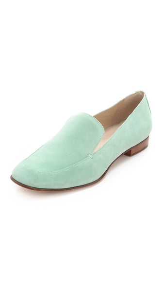 Elizabeth and James: Cassi Suede Loafers