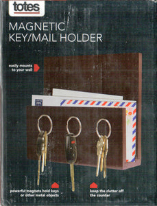 Totes: Magnetic Key/Mail Holder