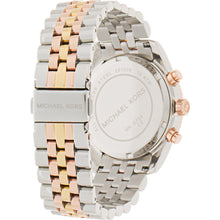 Load image into Gallery viewer, Michael Kors MK5735 Lexington Chronograph Tri-Tone Ladies' Watch