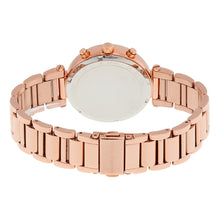 Load image into Gallery viewer, Michael Kors MK6226 Women's Sawyer Grey Dial Rose Gold-Plated Watch
