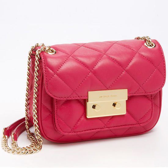 Michael Kors: Sloan Small Quilted Crossbody Bag