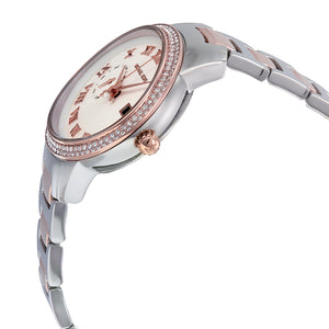 Michael Kors MK6228 Whitley Silver Dial Two-tone Ladies' Watch