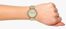 Load image into Gallery viewer, Michael Kors MK3365 Mini Darci Gold Tone Ladies' Watch