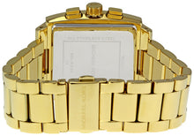 Load image into Gallery viewer, Michael Kors Ladies MK5330 Gold Stainless Steel Watch