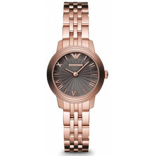 Load image into Gallery viewer, Emporio Armani Women's AR1719 Rose Gold Classic Watch