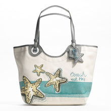Load image into Gallery viewer, Coach: Starfish Tote Handbag