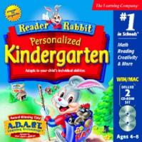 Reader Rabbit Personalized Kindergarten (PC)